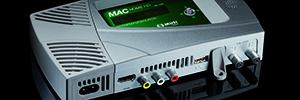 Ikusi Mac Home HD, modulador con funcionalidad para reproducir vídeo