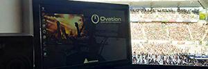 El estadio de fútbol LA Galaxy actualiza su infraestructura de audio con Merging Ovation