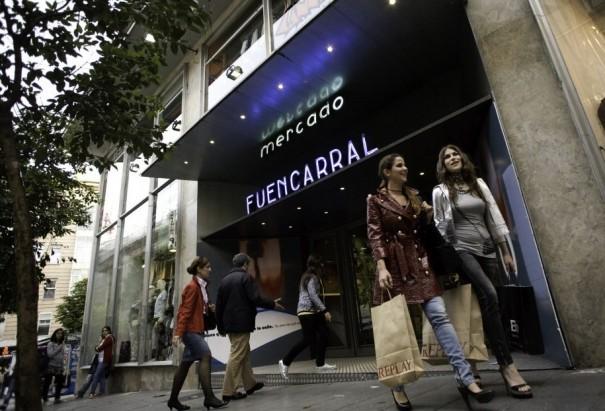 Mercado de Fuencarral Madrid Foto Promocion Madrid