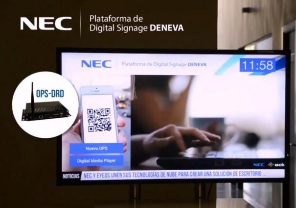 NEC OPS con Deneva