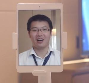 PadBot robot telepresencia