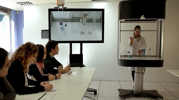 Proyecto Ikasi universidad inteligente