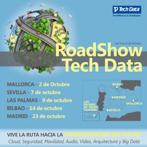 Roadshow Tech Data