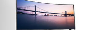 Samsung apuesta en IFA 2014 por los televisores curvos y el formato en 105 pulgadas