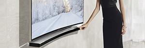 Samsung mostrará en IFA 2014 la barra de sonido para televisores con pantalla curva