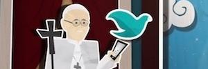 El Papa Francisco presenta por videoconferencia la plataforma global educativa y colaborativa Scholas.social