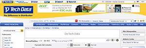 Tech Data Europe optimiza su solución de e-commerce InTouch con una interface más intuitiva