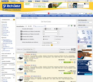 Techdata InTouch version mejorada
