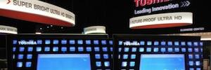 Toshiba adelanta en IFA 2014 su prototipo de pantallas Ultra HD de la serie U