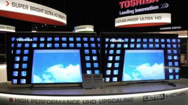 Toshiba TV Serie U Ultra HD