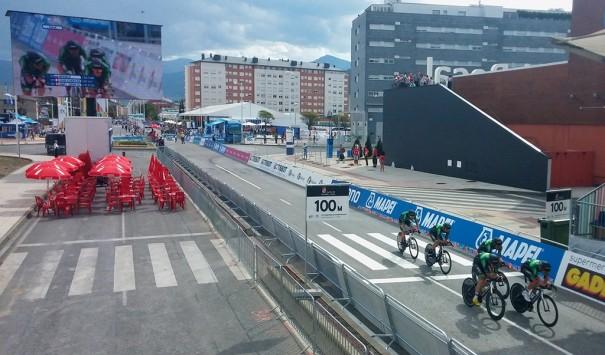 Tres60 Campeonato ciclismo Ponferrada
