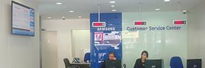 La tecnología de Wavetec optimiza el servicio de atención al cliente en las tiendas postventa de Samsung
