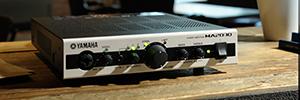 Yamaha  MA2030 y PA2030, amplificadores para instalaciones comerciales