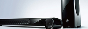 Yamaha celebrará en IFA 2014 el décimo aniversario del proyector de sonido digital