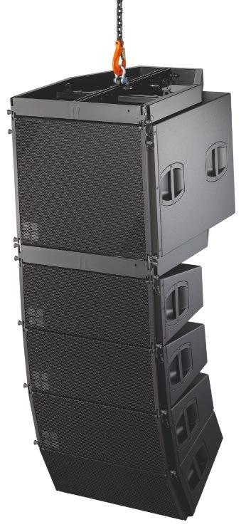 D Amp B Audiotechnik Presenta Su Nueva Serie Y De Audio
