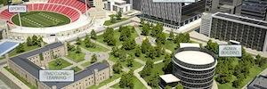 AMX simplifica la gestión tecnológica en los campus universitarios con nuevos sistemas de colaboración y control