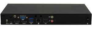 AOpen DES4100: media player para digital signage con plataforma SOC integrada