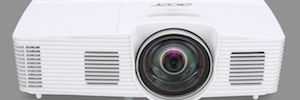 Acer renews series S1 with three projectors from short range for the education sector