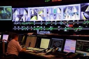 Advanced videowall de Delta Display en TTC