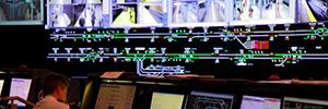 Un videowall de  Delta Displays garantiza la circulación de la línea de transporte de Toronto