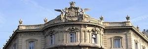 Alzinia despliega el nuevo sistema de digital signage de Casa de América en Madrid