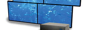 AOpen Datawall, set of solutions to configure videowalls in digital signage environments