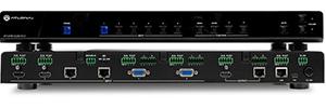 Atlona CLSO-612, conmutador HDBaseT con resolución 4K para salas de formación y auditorios
