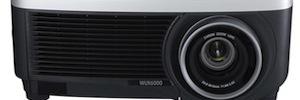Canon Xeed WUX6000: proyector profesional de alta gama para instalación