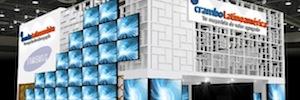 Crambo Latinoamérica lleva sus soluciones de digital signage y broadcast a TecnoMultimedia Colombia
