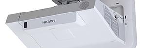 Hitachi CP-TW2503: proyector interactivo para el entorno educativo y empresarial