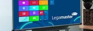 Legamaster presenta su gama e-Board Touch y contenidos digitales en 3D para el aprendizaje interactivo