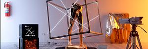 Mira 2014 ofrecerá seis espectáculos inmersivos basados en técnicas audiovisuales