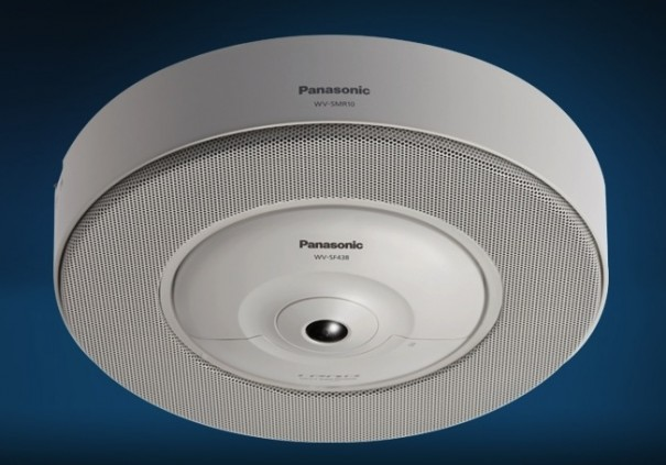 Panasonic WV-SMR10N3