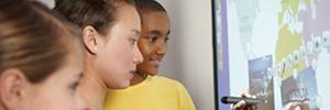 Promethean acude a SIMO Educación con soluciones de visualización que fomentan el aprendizaje y la colaboración