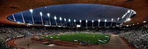 Riedel despliega sistemas de radio TETRA e intercom para la distribución de señales en eventos deportivos