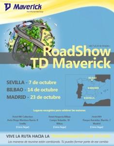 Roadshow TD Maverick