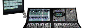 SSL amplía la gama de consolas digitales Live para espectáculos en directo con la compacta L300