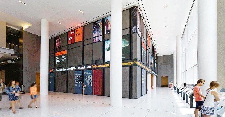NPR ha apostado por la señalización digital para su sede en ...