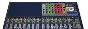 Soundcraft Si Performer and Expression: audio projects concerning small and medium-sized