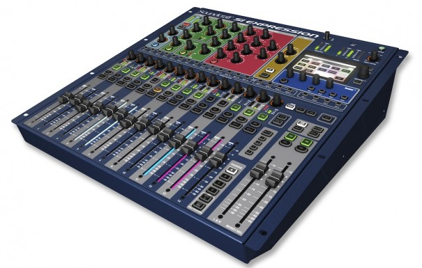 Soundcraft Si Expression Earpro