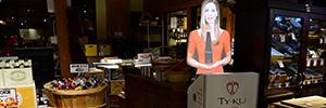 Tensator desarrolla un sumiller virtual para el fabricante de sake Ty Ku
