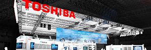 Toshiba attends Ceatec 2014 with solutions seeking a 'human-centered intelligent community'