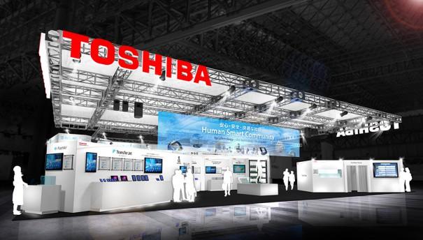 Toshiba Ceatec 2014