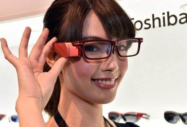 Toshiba SmartGlasses