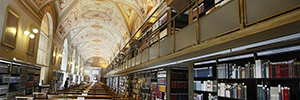 NTT Data diseña el sistema que ha permitido digitalizar los fondos de la Biblioteca del Vaticano