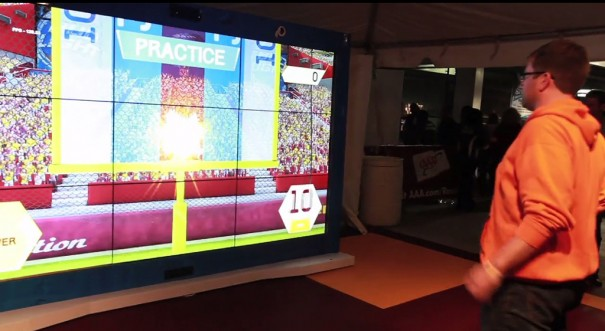 Videowall estadio FedExField Redskins