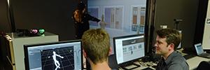 Virtalis instala en la Universidad de Bielefeld su entorno virtual ActiveCube