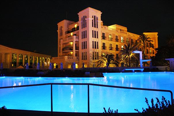 Work Pro LM5 hotel Las Arenas Valencia
