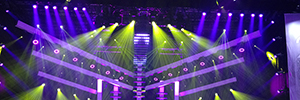 Robe, effects(1), Robert Juliat and Wireless Solution unveiled its novelties lighting at Plasa