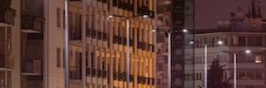 AEC Illuminazione transforma la iluminación de las calles de Milán con tecnología LED